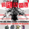 WA Roller Derby presents - The Black Tie Brawl - Bout 2: The Whitehot Foxtrots vs Midnight Tangos : 17th November 2012 @ Kingsway Stadium, Perth